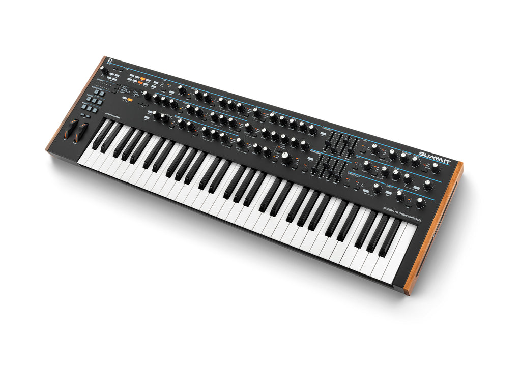 Novation Summit Multitimbral Synthesizer