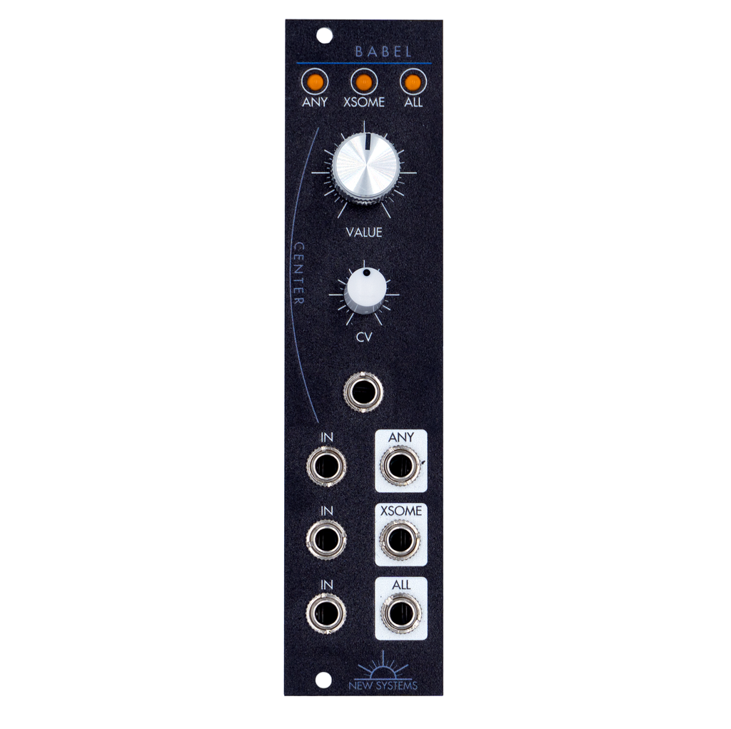 New Systems Instruments Babel Logic Intermodulator