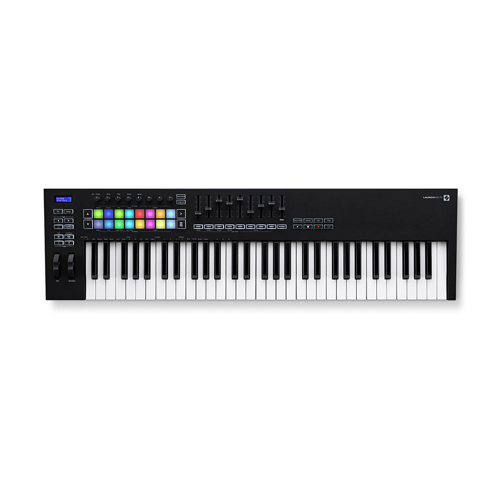 Novation Launchkey 61 mk3 Controller