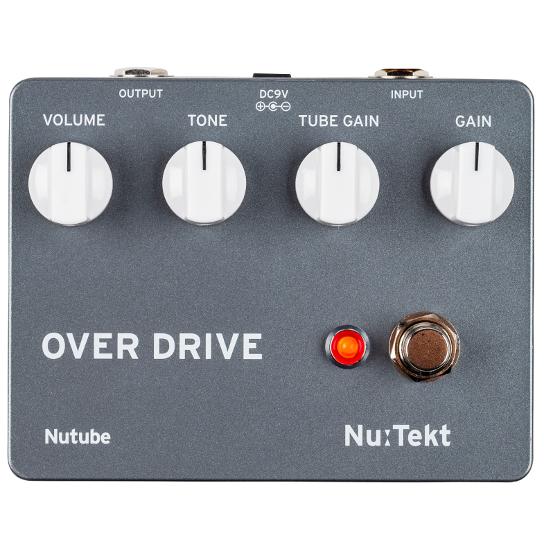 Korg OD-S Nutube Overdrive Pedal Kit