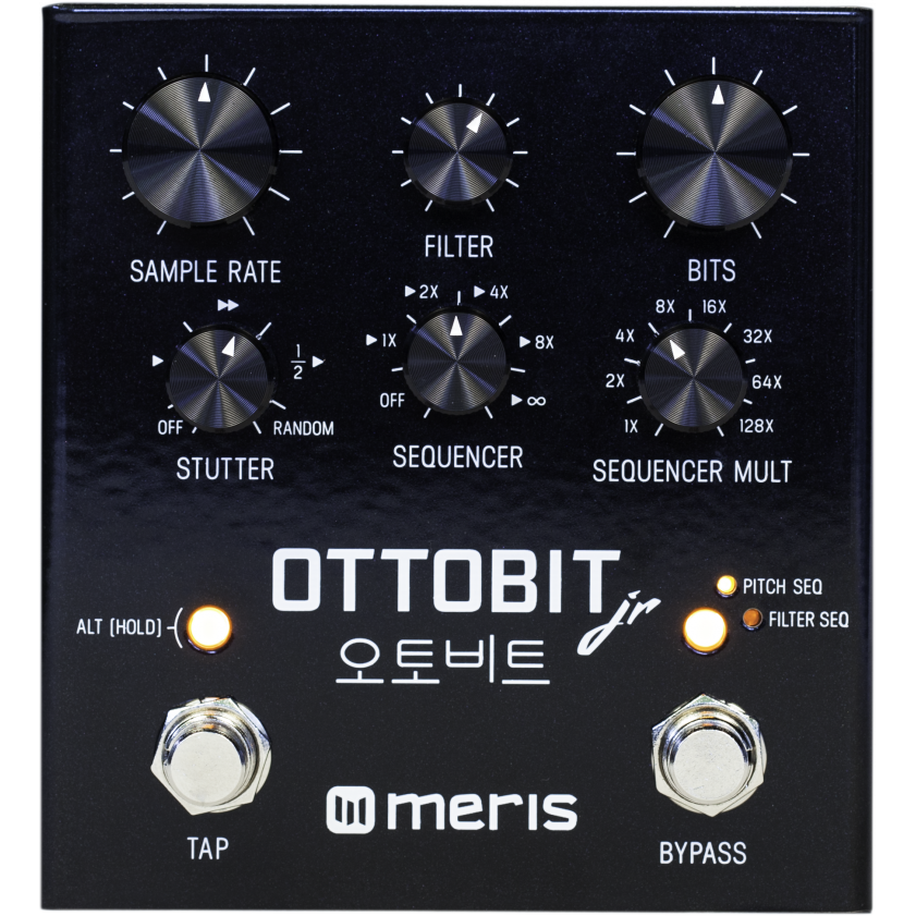 Meris Ottobit Jr. Video-Game Bit Crusher Pedal
