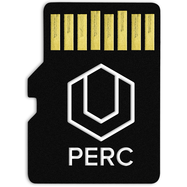 Tiptop Audio ONE Sample Player Card: PERC