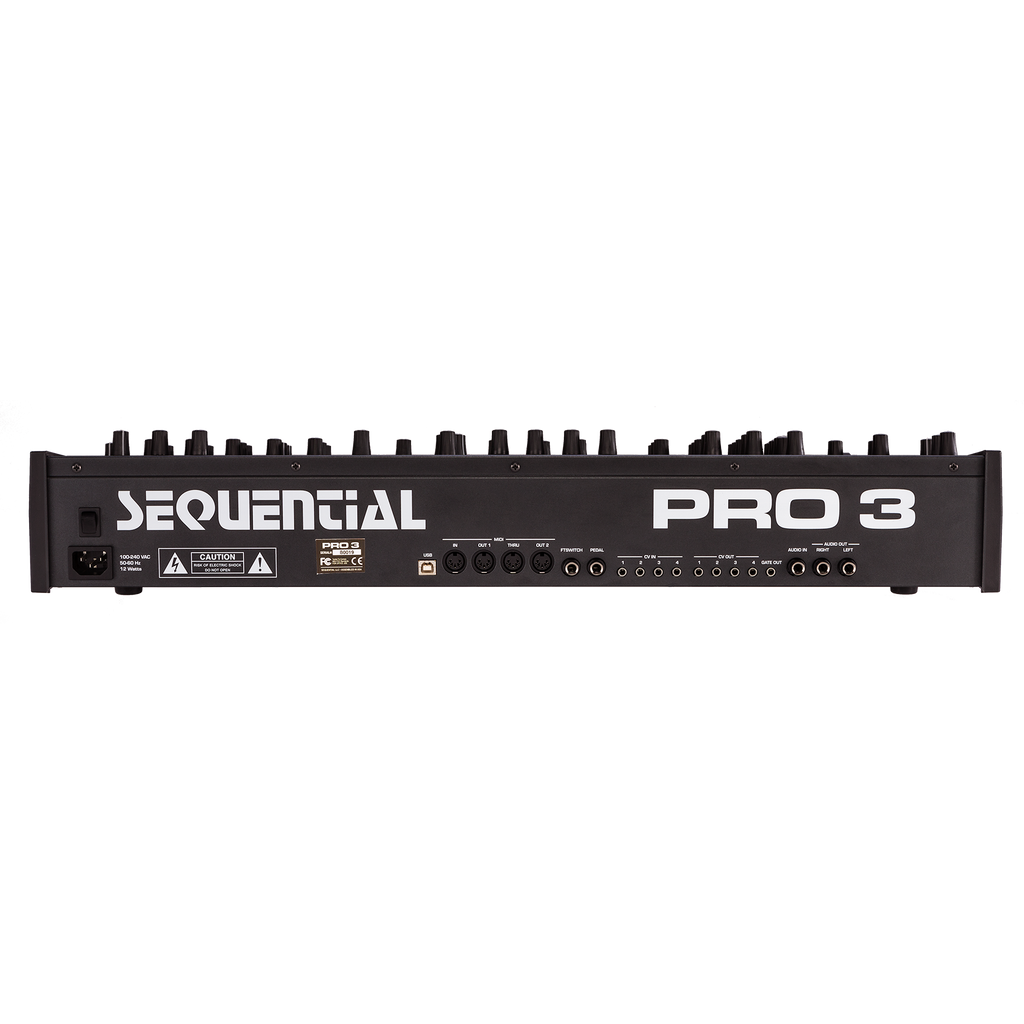 Sequential Pro-3 Synthesizer