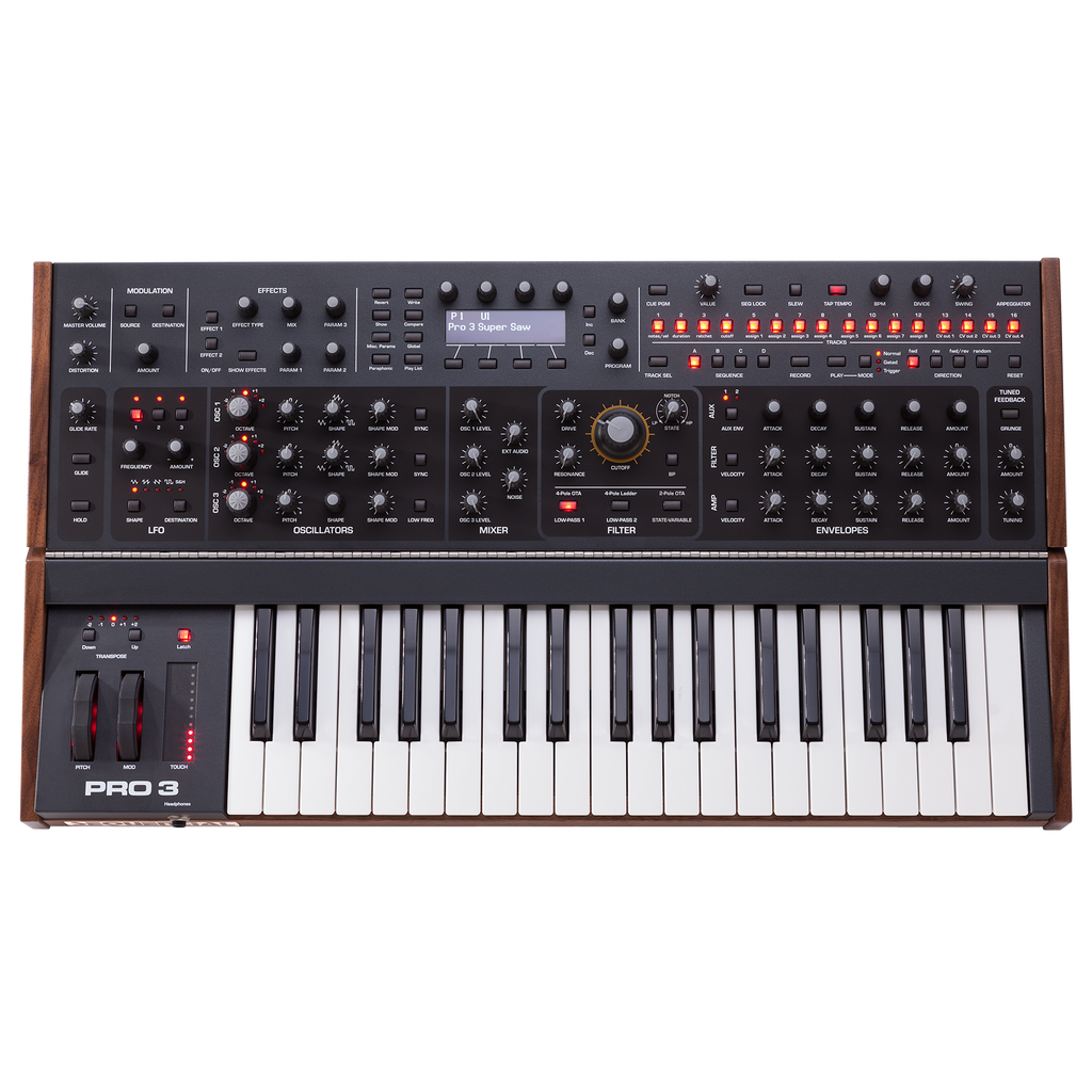 Sequential Pro-3 SE Synthesizer
