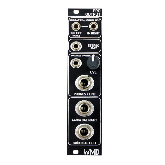 WMD Pro Output Final Stage