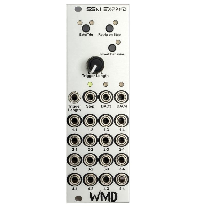 WMD SSM Expand Sequential Switch Matrix Expander