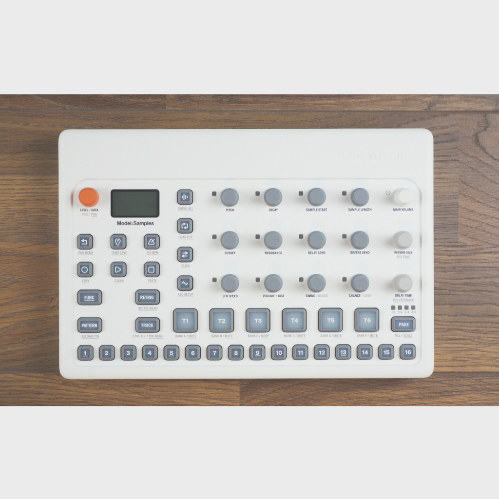 Used Elektron Model Samples with PL-4 Lid