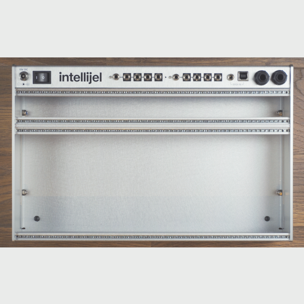 Used Intellijel Pallete Case (Silver)