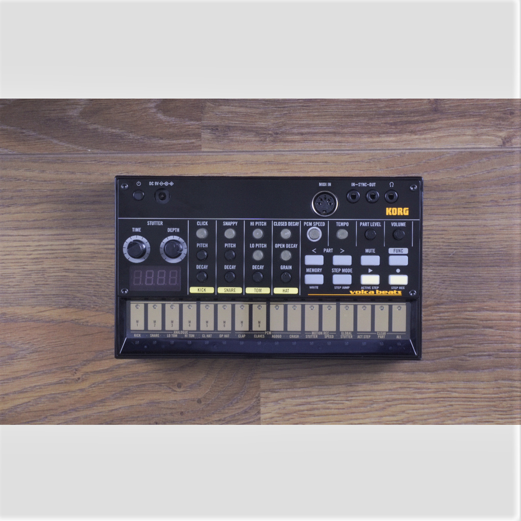 Used Korg Volca Beats