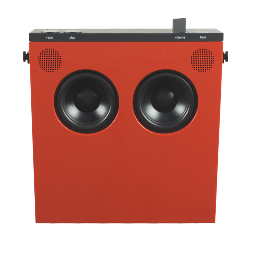 Teenage Engineering OB-4 Portable Stereo with WiFi (gloss red edition)