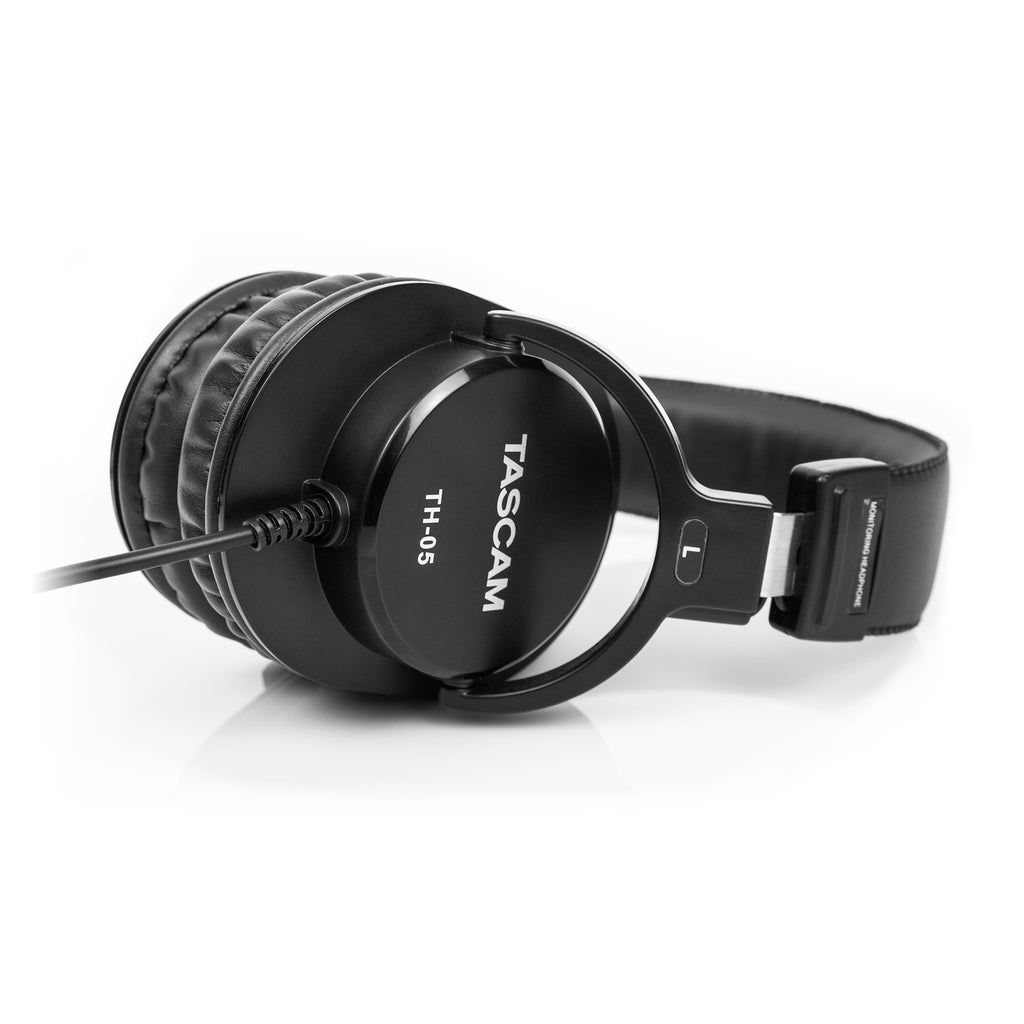 Tascam TH-05 Mixing & Monitoring Headphones