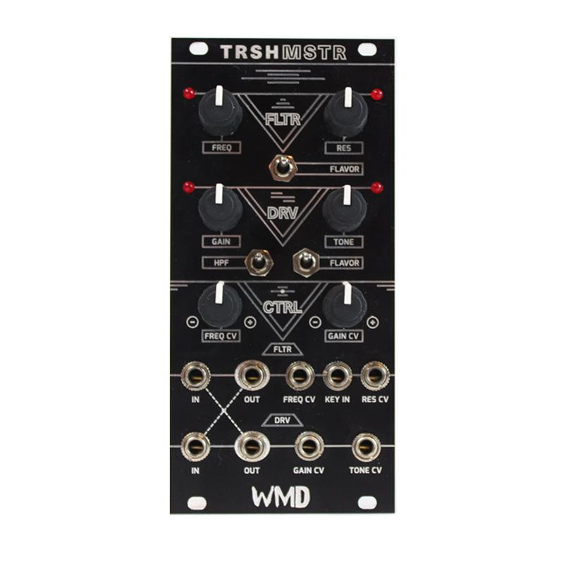 WMD TRSHMSTR Filter & Distortion