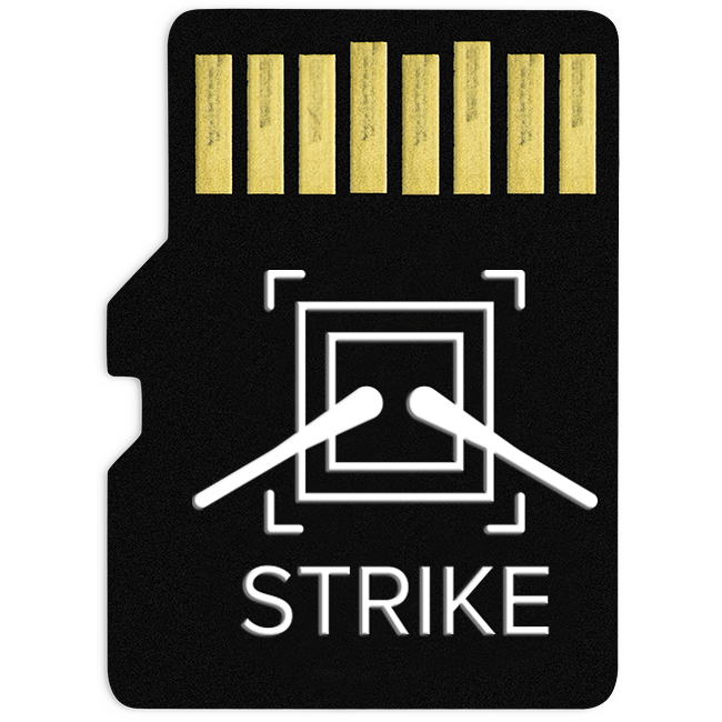 Tiptop Audio ONE Sample Player Card: Strike