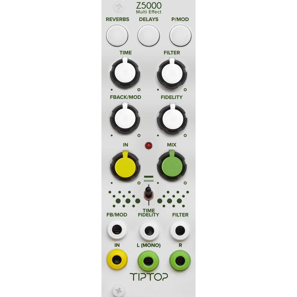Tiptop Audio Z5000 Multi Effect Module (white)