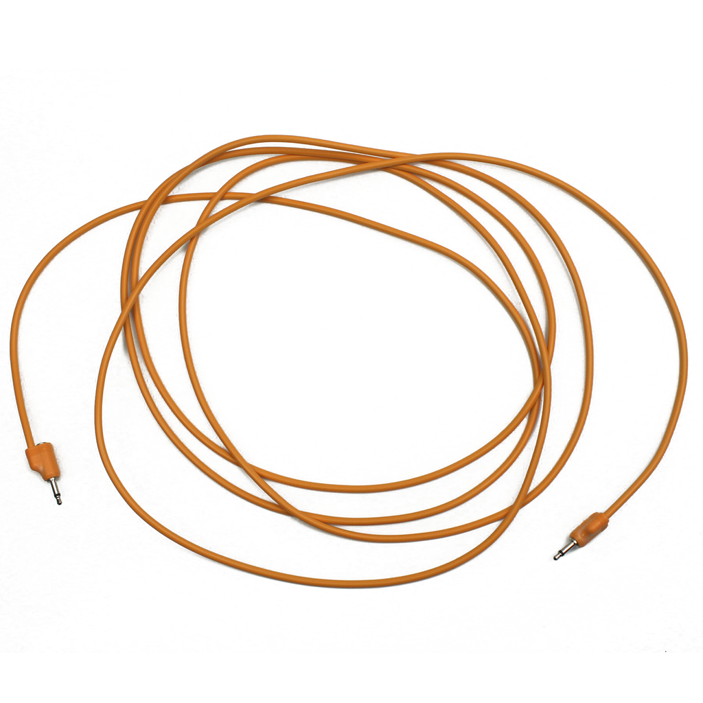 Tiptop Audio Orange 350cm (11.5') Stackcable Cable