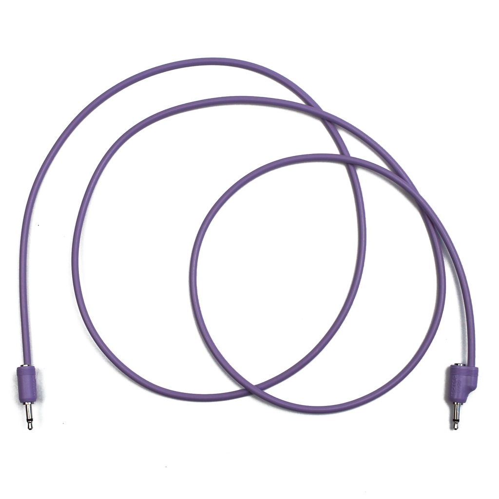 Tiptop Audio Purple 150cm (4.9') Stackcable Cable