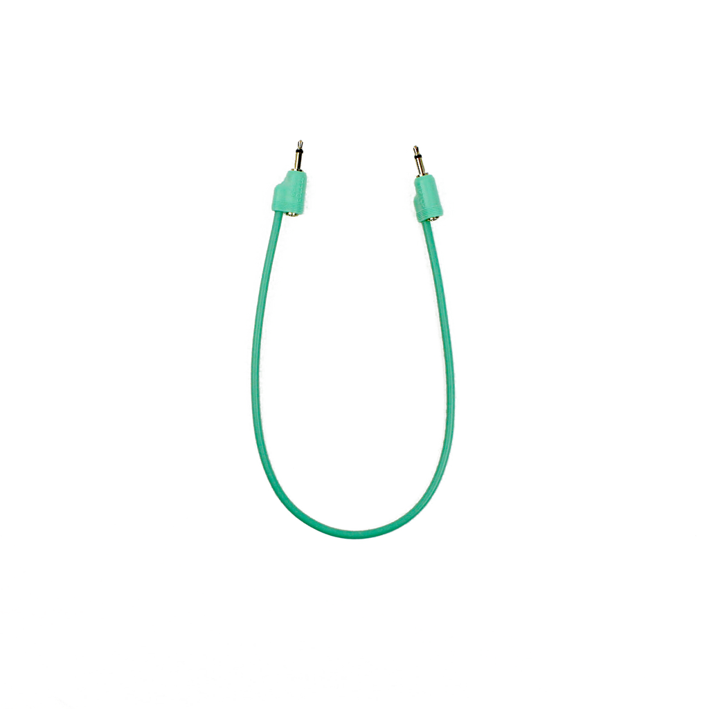 "Tiptop Audio Cyan 40cm (15.8"") Stackcable Cables"