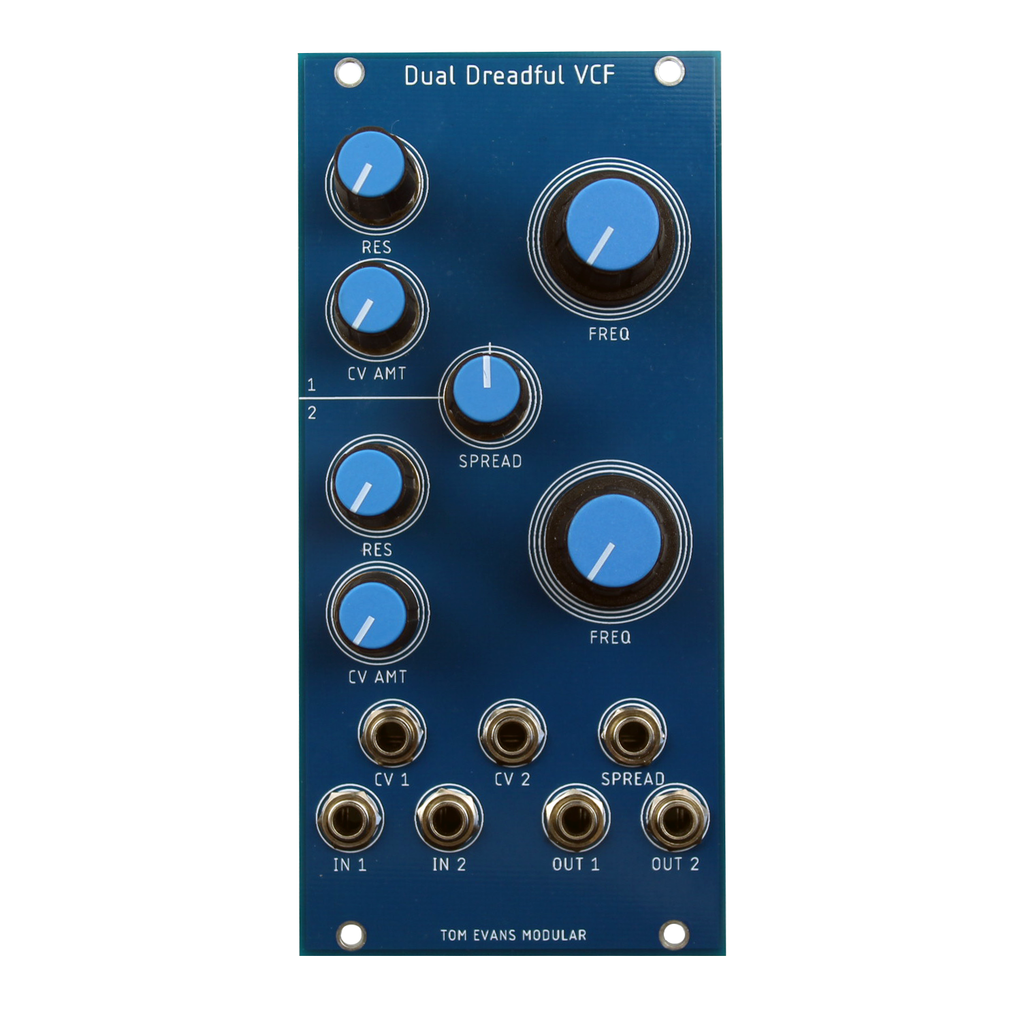 Tom Evans Modular Dual Dreadful VCF
