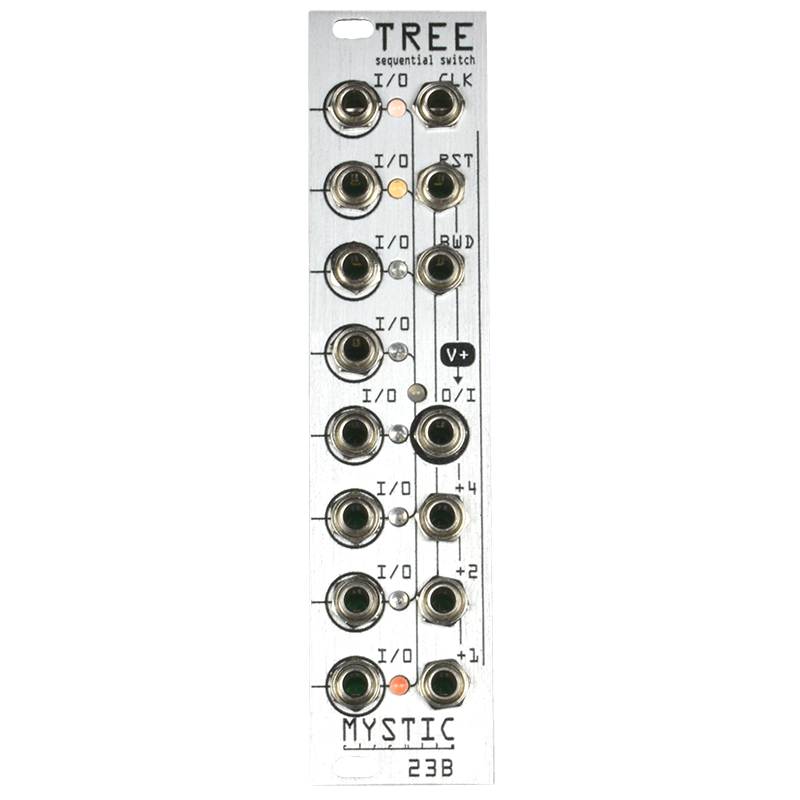 Mystic Circuits Tree