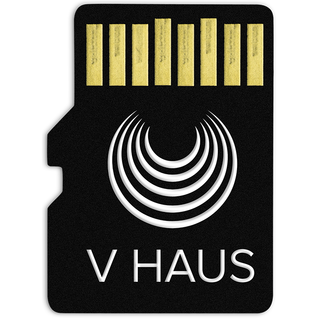 Tiptop Audio ONE Sample Player Card: V-Haus