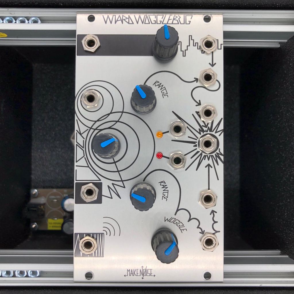 Used Make Noise Wogglebug V1