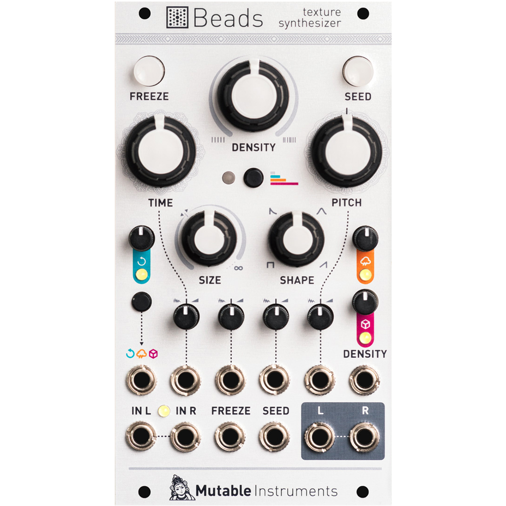Mutable Instruments Beads Granular Processor