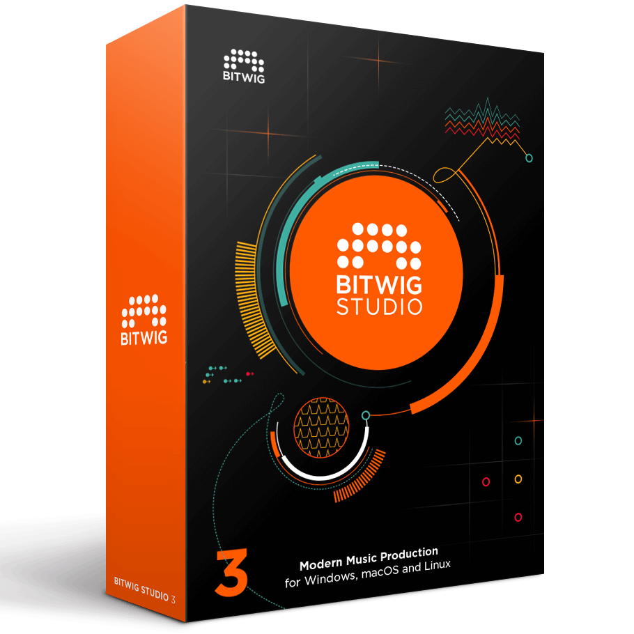 Bitwig Studio 3 (Digital Download Code)