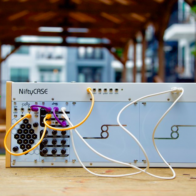 Cre8audio NiftyBUNDLE Modular Case & Modules