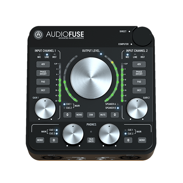 Arturia Audiofuse Rev2 Audio Interface