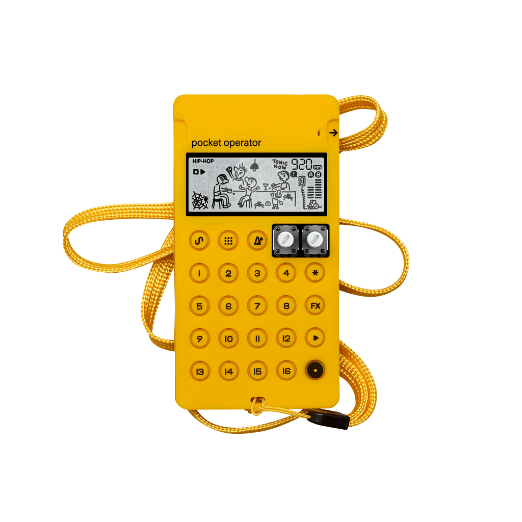 Teenage Engineering CA-X Case for Pocket Operators (several colors!)