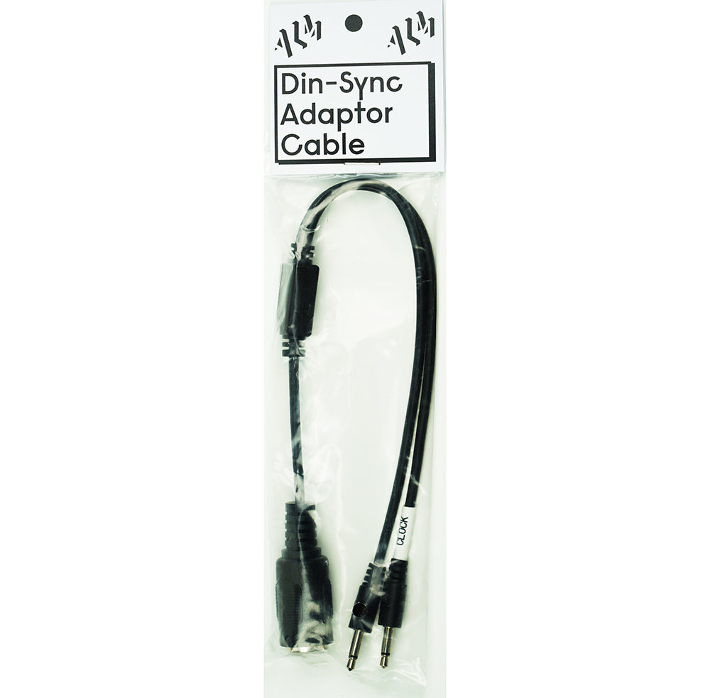 ALM Din-Sync to Clock Adaptor Cable UT001