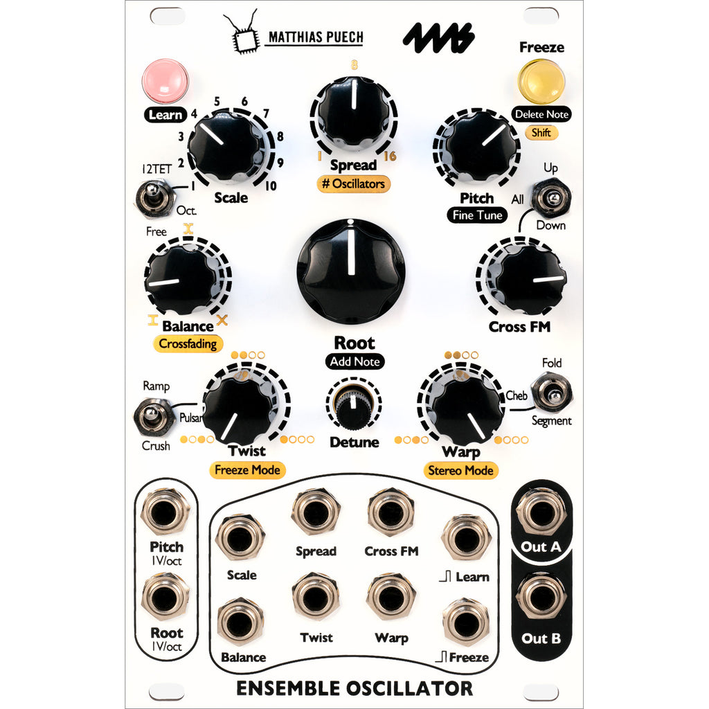 4ms Company Ensemble Oscillator