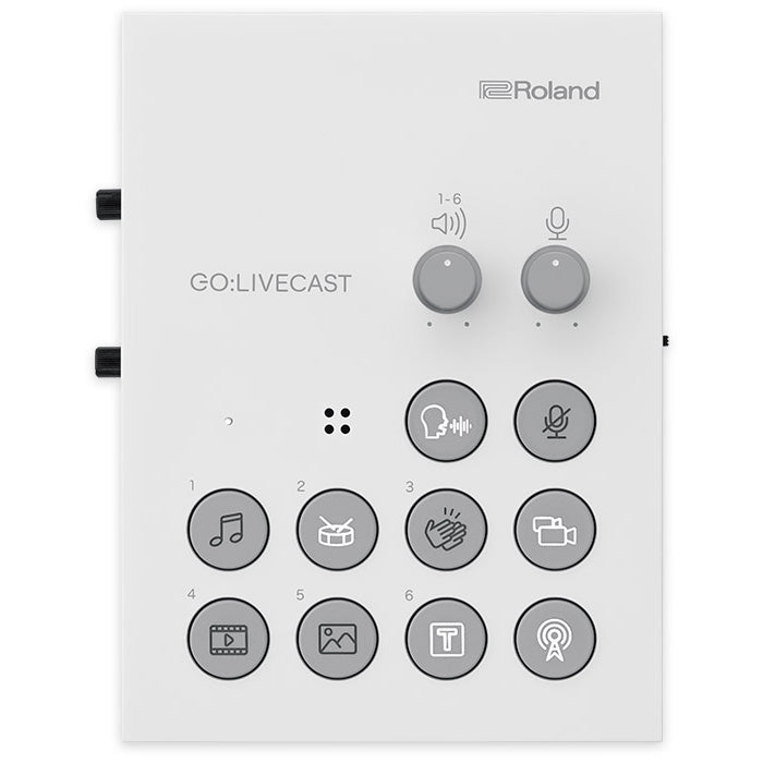 Roland GO LIVECAST Streaming Studio