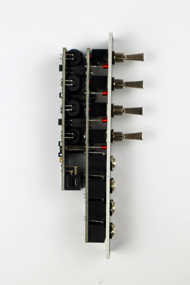 Befaco DivKid Mutes Assembled Module
