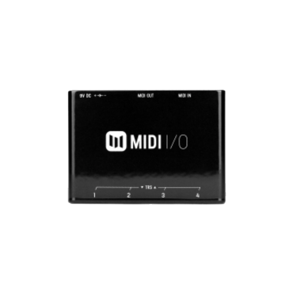 Meris MIDI I/O Control Interface