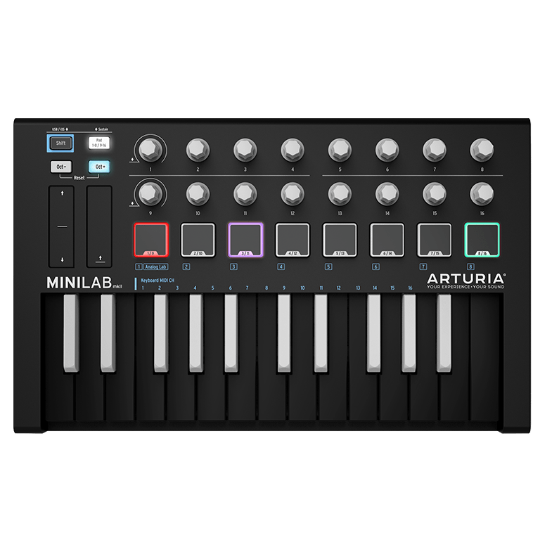 Arturia Minilab Mk II Inverted Edition