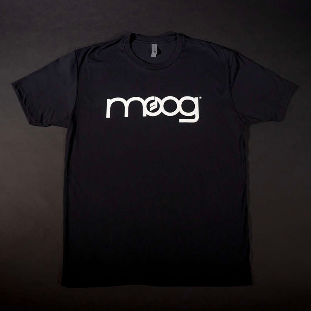MOOG GREY MODULAR MOTM DOT COM ANALOG SYNTHESIZER T SHIRT New York AJH S M L XL