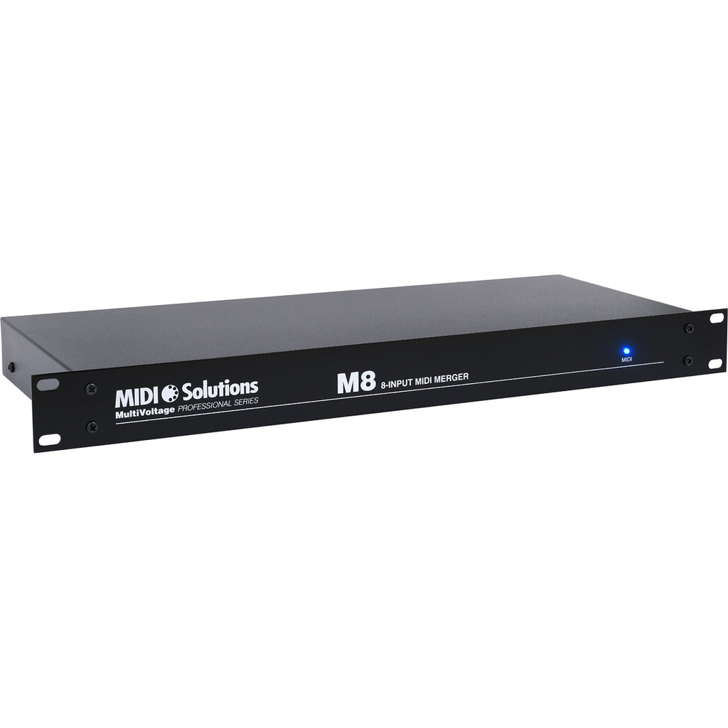 MIDI Solutions MultiVoltage M8 Merger