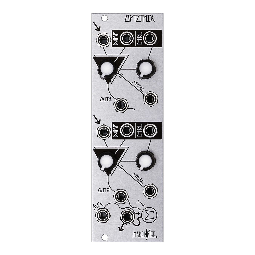 Make Noise Optomix Dual Lowpass Gate