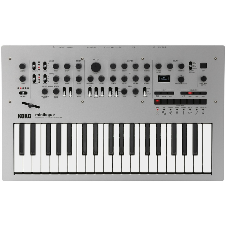 Korg Minilogue (Open Box)