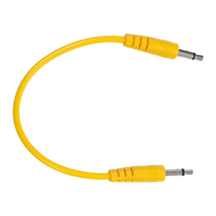 "Doepfer A-100C15 yellow 6"" patch cable"