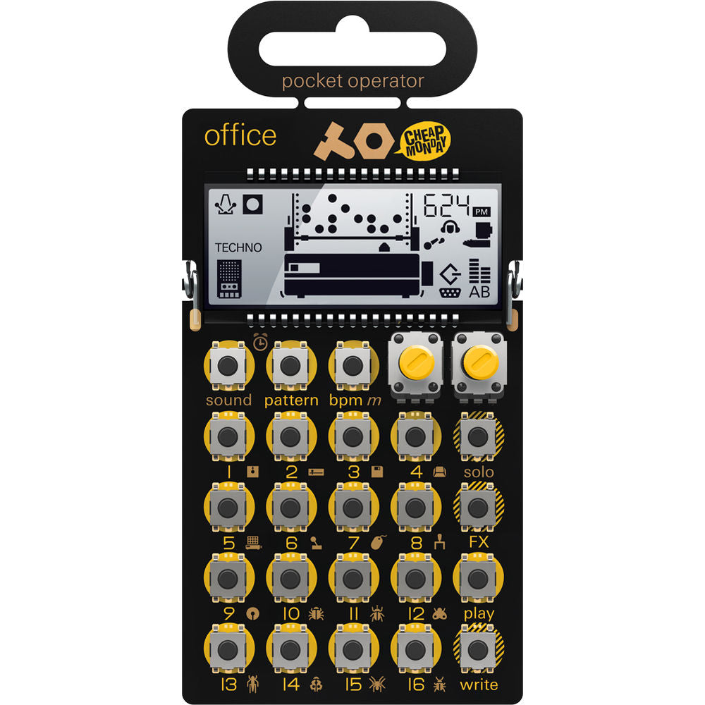 Teenage Engineering PO-24 Office Pocket Operator