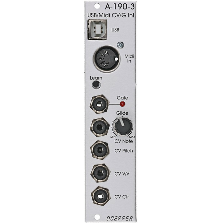 Doepfer A-190-3 USB / Midi-to-Cv / Gate Interface