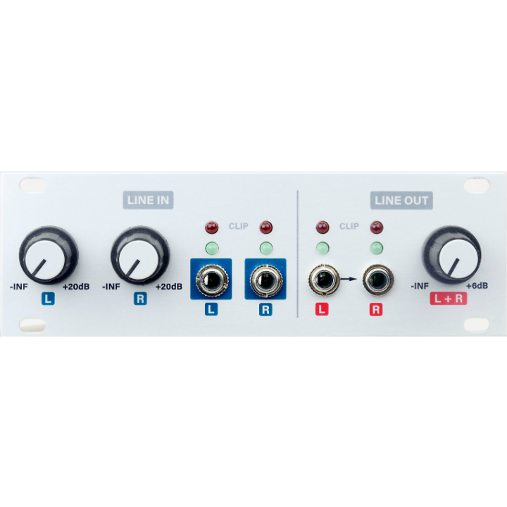Intellijel Audio I/O 1u Interface