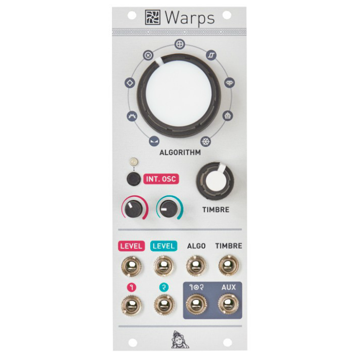 Mutable Instruments Warps Audio Cross-Modulator