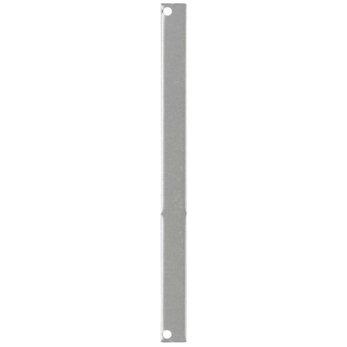 Doepfer A-100B2 2hp blank panel (silver or black)