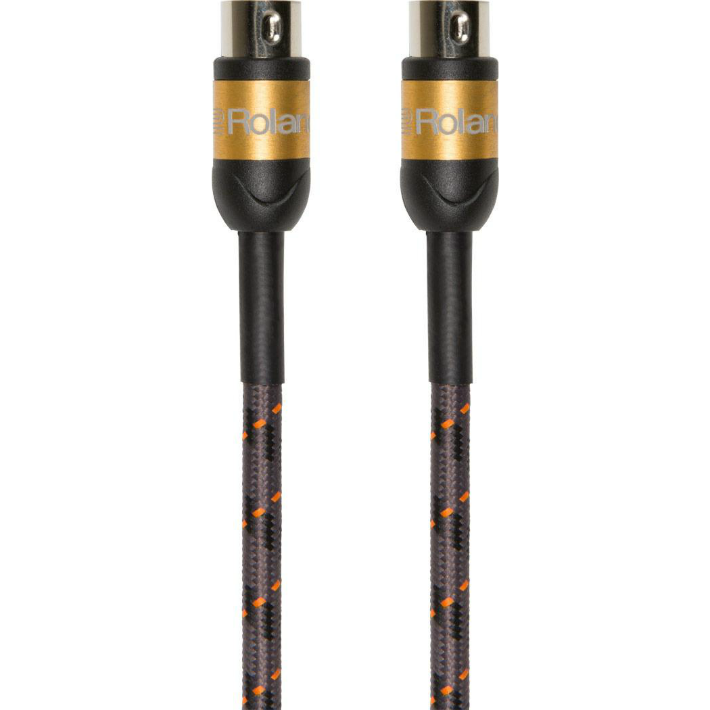 Roland Gold Series Midi cables