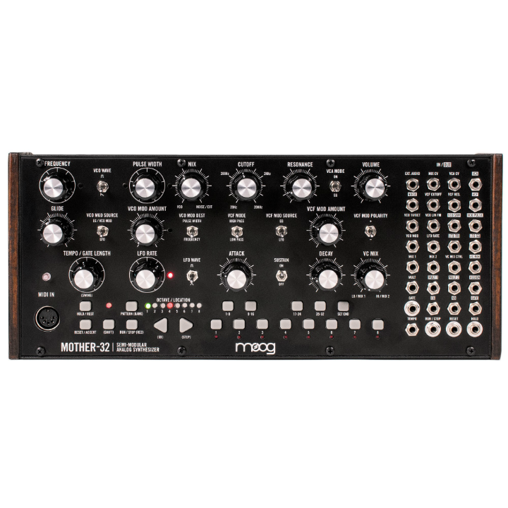 Moog Mother 32 Semi Modular Synth