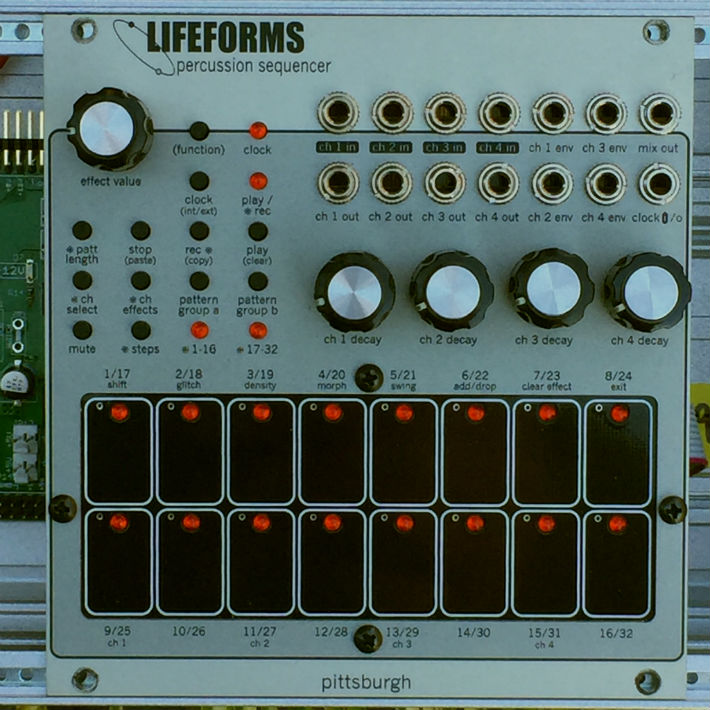 Used Pittsburgh Lifeforms Percussion Sequencer (2)