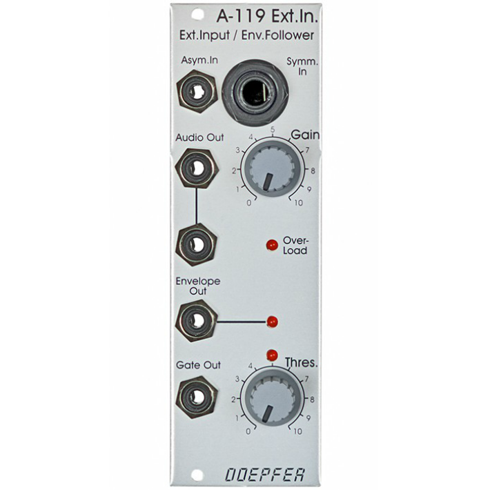 Doepfer A-119 External Input & Envelope Follower